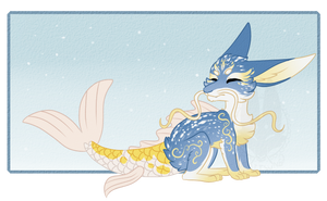 [AUCTION]Snow-Angel[CLOSED] by Koitsune