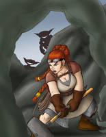 Dwarven Warrior by Khalarak