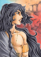 Hades - God of Underworld by Masayoshi220
