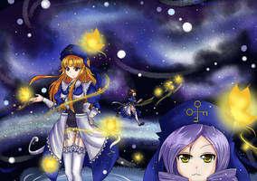 Scherzo della notte by Akiguchi