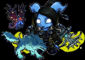 Avatar - Scarce by dedded