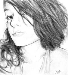Nicola Portrait by dedded