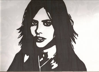 Kate Moennig by poeticbullet