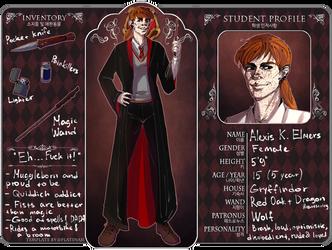 Profiles Memes On Harry Potter Ocs Deviantart