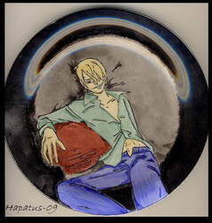 Plate Collection - Sanji by Hapatus