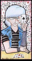 Albert Heinrich- Card games by Hapatus