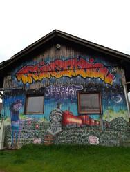 Street art 2 by warlover12