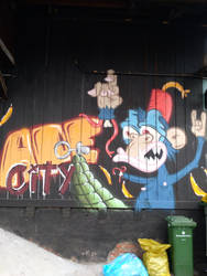 Street art 5 by warlover12