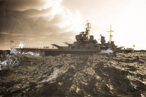 HMS King George V by 2753Productions