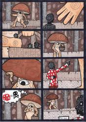 Mushroom by ZjeroXytz