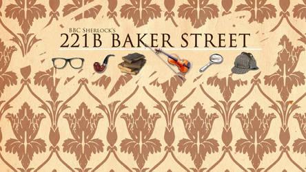 Sherlock Wallpaper by Brown-Eyed-Rocker