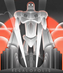 Megalopolis by MurderousAutomaton