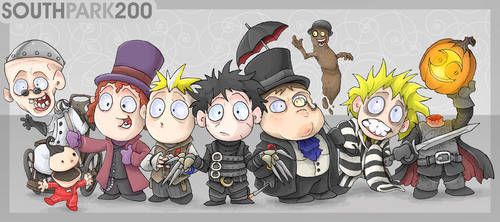 South Park 200 Tribute by MurderousAutomaton