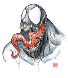 Venom by MurderousAutomaton