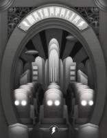 Metropolis by MurderousAutomaton