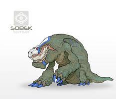 Mythos: Sobek by MurderousAutomaton