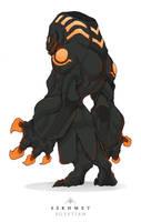 Mythos: Sekhmet [Version 2.0] by MurderousAutomaton