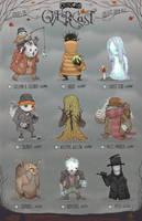 Creepazoids: Overcast by MurderousAutomaton