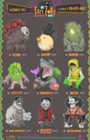 Creepazoids: The Fan Zone, Part II by MurderousAutomaton