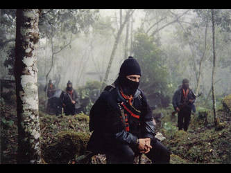 EZLN by Dewreso