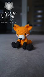 Sweet fox by Qmiczek