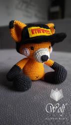 Fox by Qmiczek