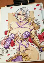 Ivy, SC6 costume by Atmo-Art