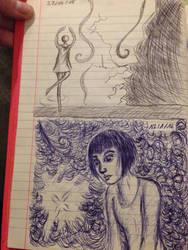 fairies n stuff by FuckYourselfx3