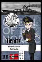 (Commission) AEGIR 006 - Tirpitz by wave-lens