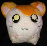 Hamtaro (My Old Plushie) by AncientEchidna