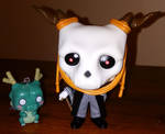 Hot Topic's Funko CrunchyRoll Box's Toys by AncientEchidna