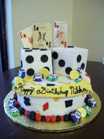 Casino cake by see-through-silence