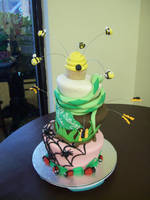 Bug cake by see-through-silence