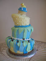 baby shower topsy turvy by see-through-silence