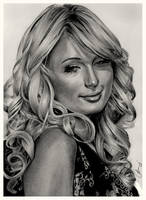 Paris Hilton by Charlzton
