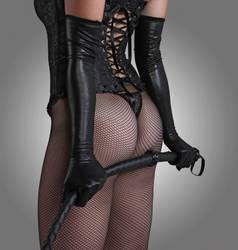 la Femme en Noir by Lady--Smith