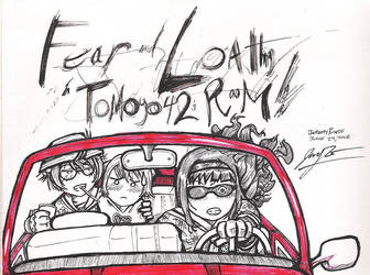FEAR AND LOATHING... by RonaldTheBad