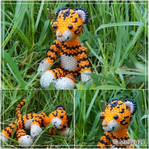 Tiger by Merlya21