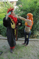 Nami Punk Hazard Cosplay One Piece 3 by Lucy-chan90
