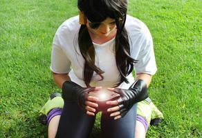 Videl Satan Cosplay Dragonball Z by Lucy-chan90