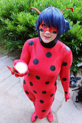 Miraculous Ladybug Cosplay Tales of cat noir and l by Lucy-chan90