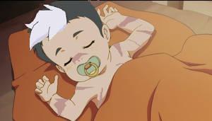 Voltron Baby Shiro Takashi Shirogane by shiroaltenking