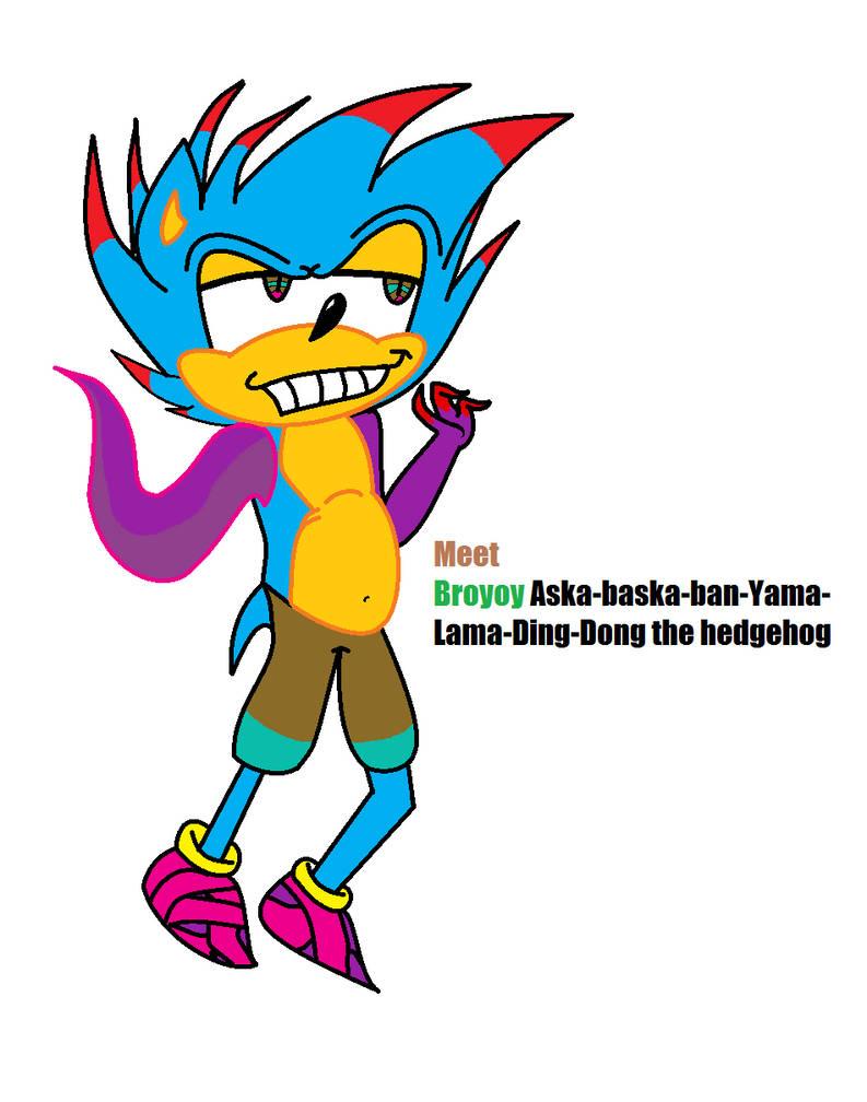 Bad Sonic Ocs Wwwtopsimagescom