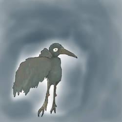 Leather Bird by hektor41