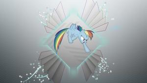 Rainbow Dash WOTW by Mithandir730