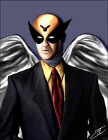 Harvey Birdman by Harvey-Birdman