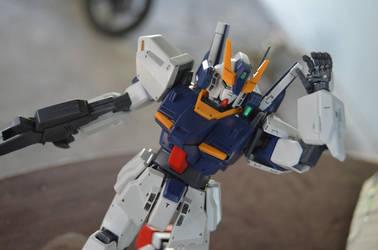 Build Gundam Mk 2 by Zetra006