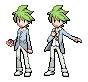 Pokemon Trainer Wally - Trainer Sprites by IceJkai