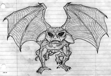 Homunculus by Leviathanapsu