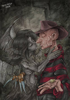 A kiss from a tooth by nuriaabajo